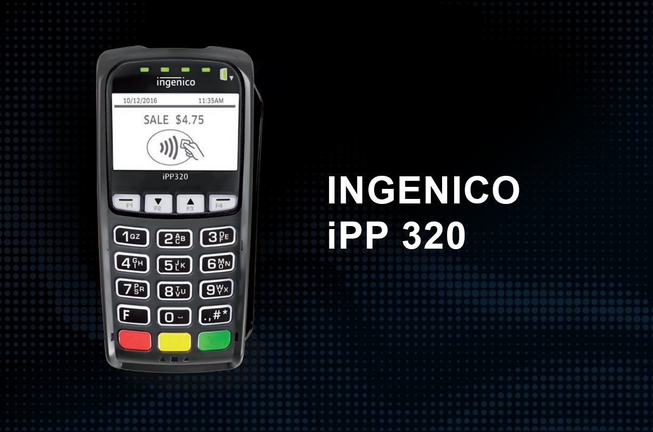 Ingenico iPP 320 Overview - Clarus Merchant Services