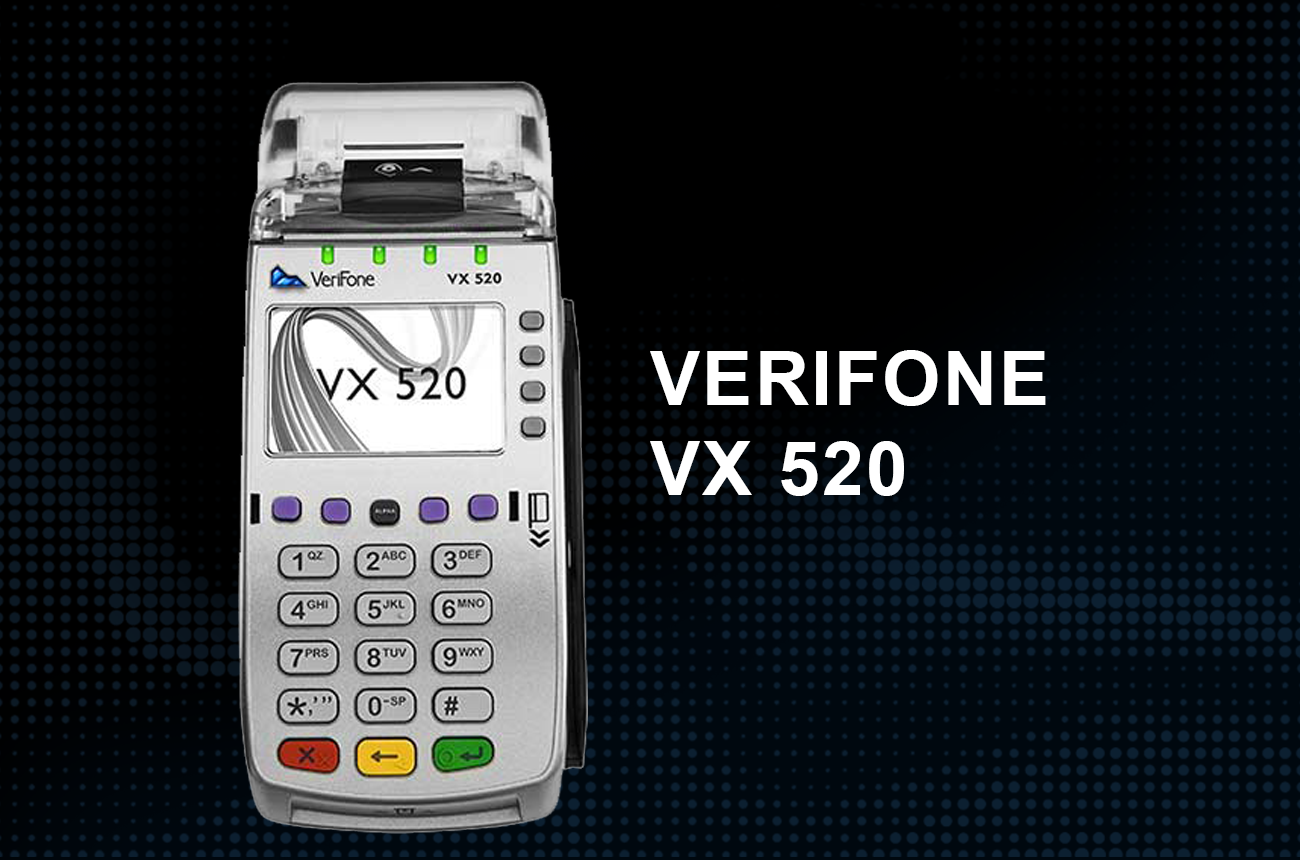 Verifone Vx 520 Overview Clarus Merchant Services