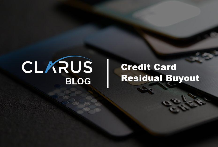 Credit Card Residual Buyout