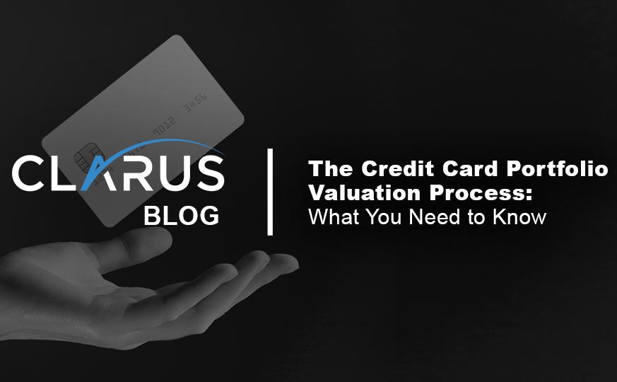 Credit Card Portfolio Valuation Process